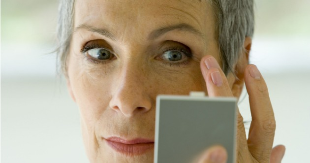 Eye makeup tips for women over 50