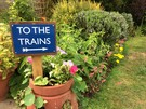 Open Garden and Miniature Railway