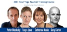 Intelligent Yoga Teacher Training